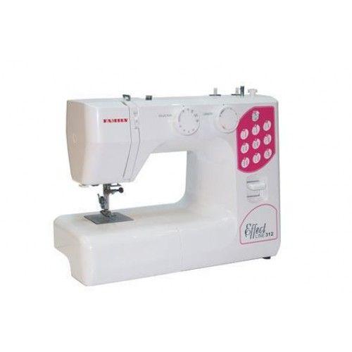 Электромеханическая швейная машина FAMILY Effect Line 312