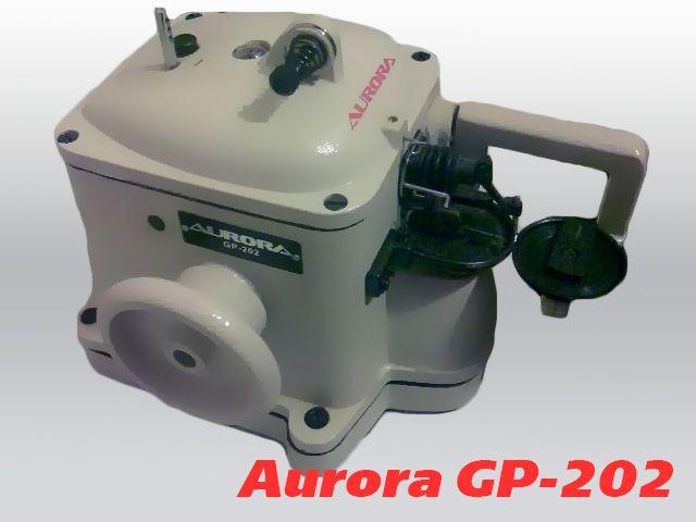 Настольная скорняжная машина Aurora GP-202(с педалью)