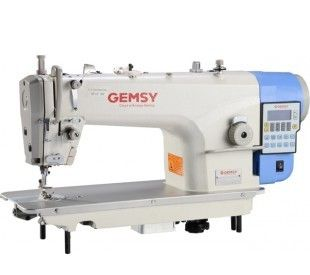 Промышленная прямострочная машина Gemsy GEM 8801E1-H