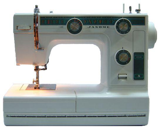 Швейная машина Janome 394\LE 22