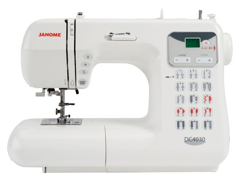 Компьютеризированная швейная машина JANOME 4030