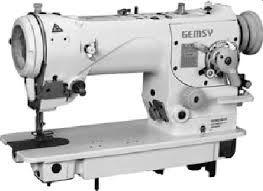 Одноигольная промышленная швейная машина Gemsy GEM 2284