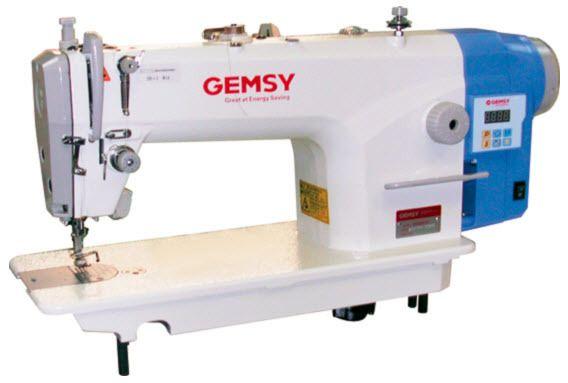 Промышленная швейная машина Gemsy GEM 8801 E-B