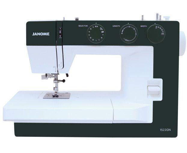 Швейная машинка JANOME 1522 GN