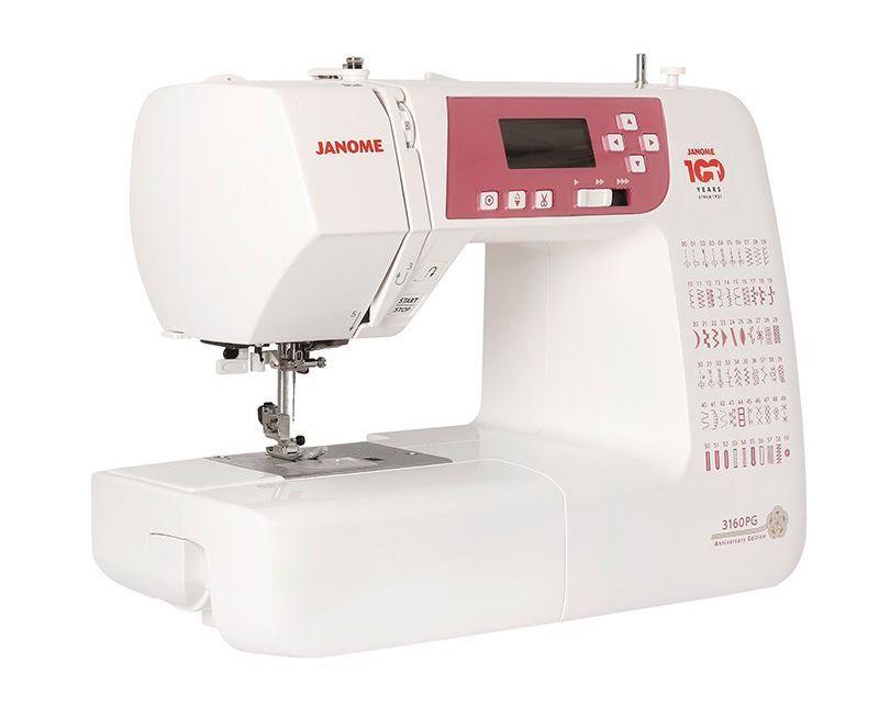 Швейная машина JANOME 3160 PG