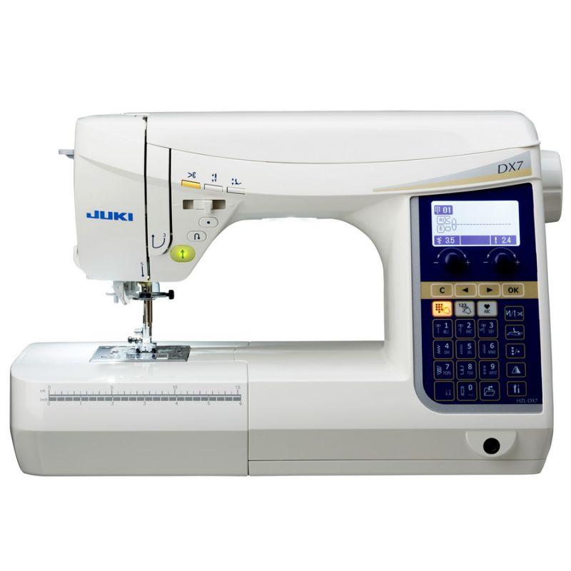 Компьютеризированная швейная машина JUKI HZL-DX7