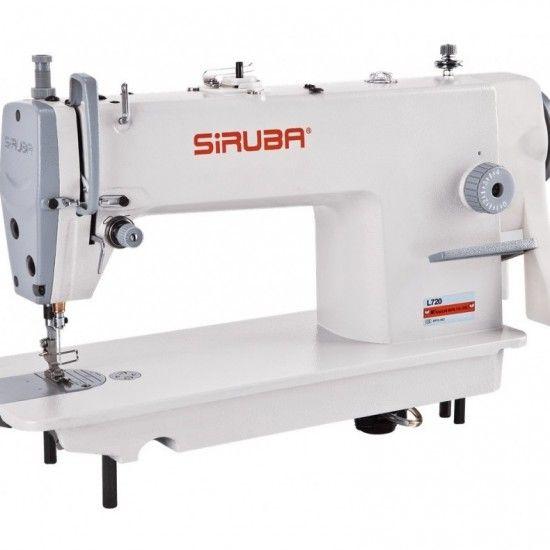 Промышленная одноигольная прямострочная швейная машина SIRUBA L720-H1